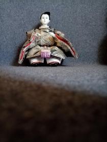 西阵织 人偶