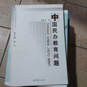 中国民办教育问题