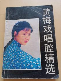 黄梅戏唱腔精选。黄旭初。中国农业科技出版社。