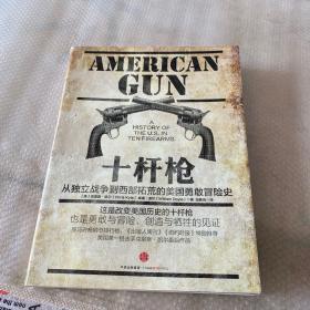 十杆枪:从独立战争到西部拓荒的美国勇敢冒险史