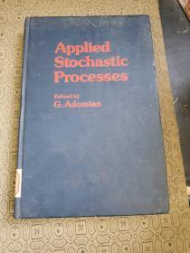 Applied Stochastic Processes-应用随机过程 英文原版