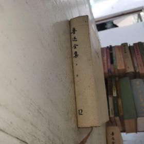 鲁迅全集  书信 12