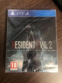 PS4 生化危机2重制 欧版幻彩版