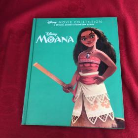 MOVIE COLLECTION MOANA