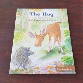 THE HUG(英文原版,绘本)