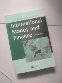 International Money and Finance【3rd edition】【英文原版如图实物图】