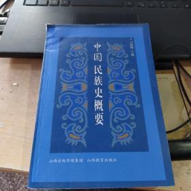 中国民族史概要(实物拍照)