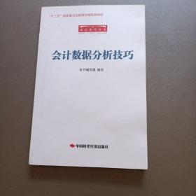 审计技巧丛书:会计数据分析技巧