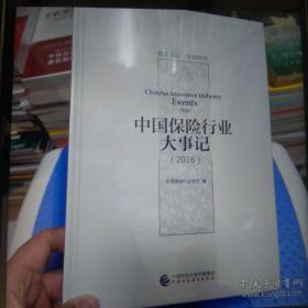 中国保险行业大事记2016