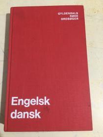 Engelsk dansk Ordbog(丹麦语-英语 词典)