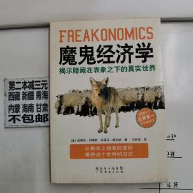 魔鬼经济学:揭示隐藏在表象之下的真实世界