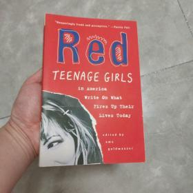 red teenage girls