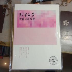 北京文学 中篇小说月报:【2021年第5期,全新未拆封】