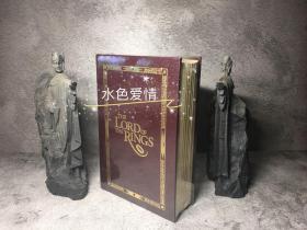 绝版魔戒指环王米夫林集团授权奇幻读书会俱乐部版豪华限量皮革版the lord of the rings Science Fiction Book Club limited leather
