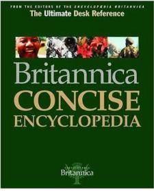 不列颠简明百科全书 英 2002 全新 Britannica concise encyclopedia