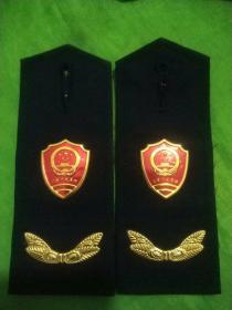 肩章 徽章 证章(两个)