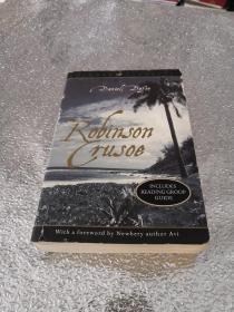 Robinson Crusoe:鲁宾逊漂流记