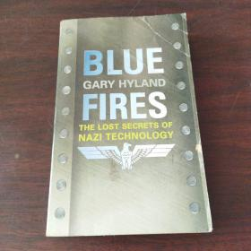 Blue fires: The lost secrets of Nazi technology(英文原版)