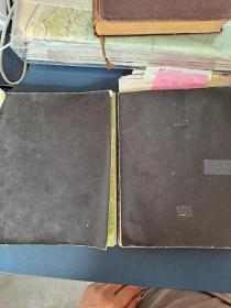 改革开放初期(80年代)青岛外贸史料,日记2本