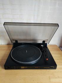 日本山水PD-770型专业黑胶唱机