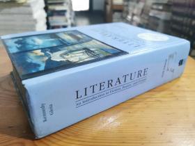 英文原版:LITERATURE An Introduction to Fiction, Poetry, and Drama