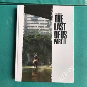 The Art of the Last of Us Part 2 (塑封95品)