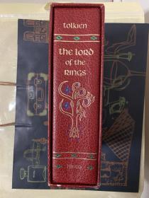the lord of the rings 指环王魔戒英文收藏家版