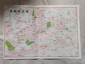 阜新城区图