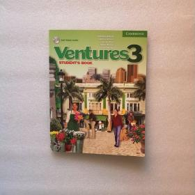 Ventures 3 Value Pack 附光盘
