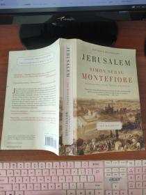 Jerusalem: The Biography 耶路撒冷三千年 英文原版