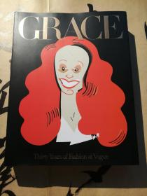 Michael Roberts…:《Grace: Thirty Years of Fashion at Vogue》 迈克尔·罗伯茨 等:《格蕾丝·柯丁顿:在Vogue的三十年时尚生涯》,或《格蕾丝:在VOGUE的30年时尚记录》(关于Grace Coddington的2018年版英文原版画传,中文书名仅供参考)