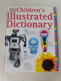 Children's Illustrated Dictionary  儿童图解词典 英文原版