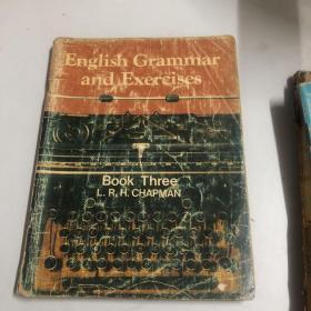 BOOK Three L.R.H.CHAPMAN(书 品如图 内有大量笔记 五册合售)