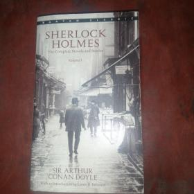 Sherlock Holmes:The Complete Novels and Stories Volume I