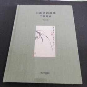 白蕉书画遗珍:兰花册页