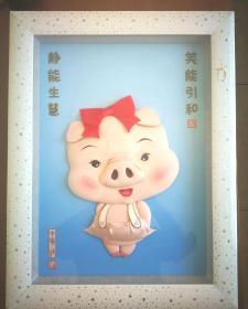 中华一绝《上党堆锦画》(国家级非物质文化遗产)