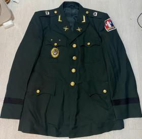 韩国陆军军官制服