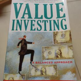Value Investing:A Balanced Approach