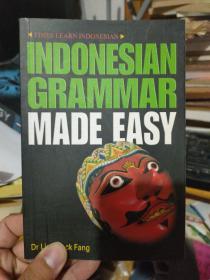 英文原版《 Indonesian Grammar Made Easy 》Liaw Yock Fang 著