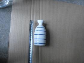 民国日本酒壶 民国日本瓷器 老酒壶 烫酒壶