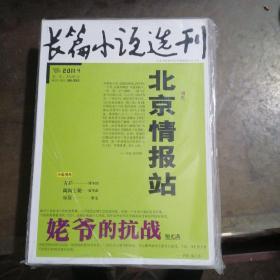 长篇小说选刊2011年第4期