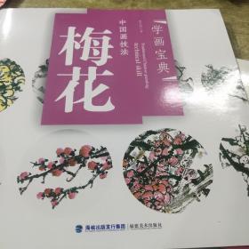 中国画技法:梅花