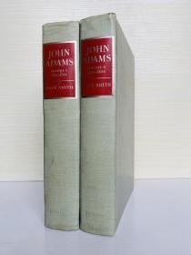 John Adams  1735-1826  两卷全