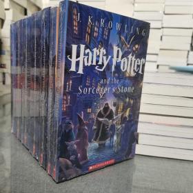 哈利波特英文版(1-7册全)Harry Potter and the (Sorcerer's Stone 、Chamber of Secrets、Prisoner of Azkaban、Goblet of Fire、Order of the Phoenix、Half-Blood Prince、Deathly Hallows)