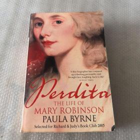 Perdita : The Life of Mary Robinson