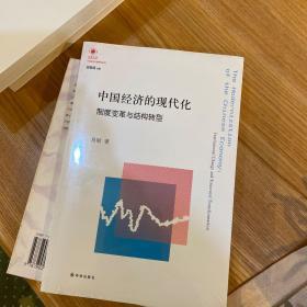 中国经济的现代化:制度变革与结构转型