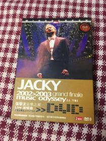 DVD:张学友音乐之旅Live演唱会,限量珍藏版,2碟装