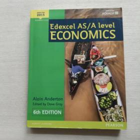 Edexcel AS/A Level Economics Student book