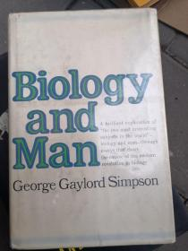 Biology and Man