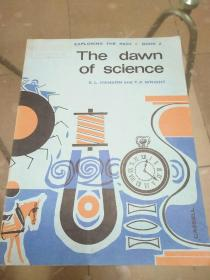 The dawn of Science(科学的曙光)